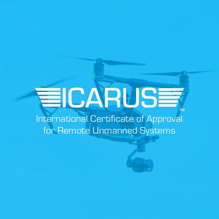 icarus standard pfco drone course