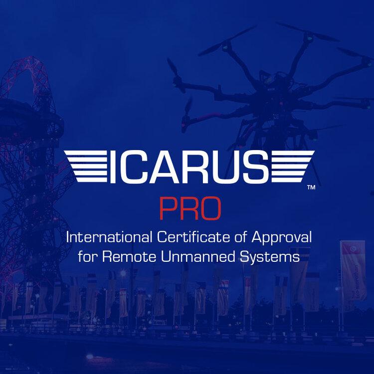 icarus pro pfco drone training course
