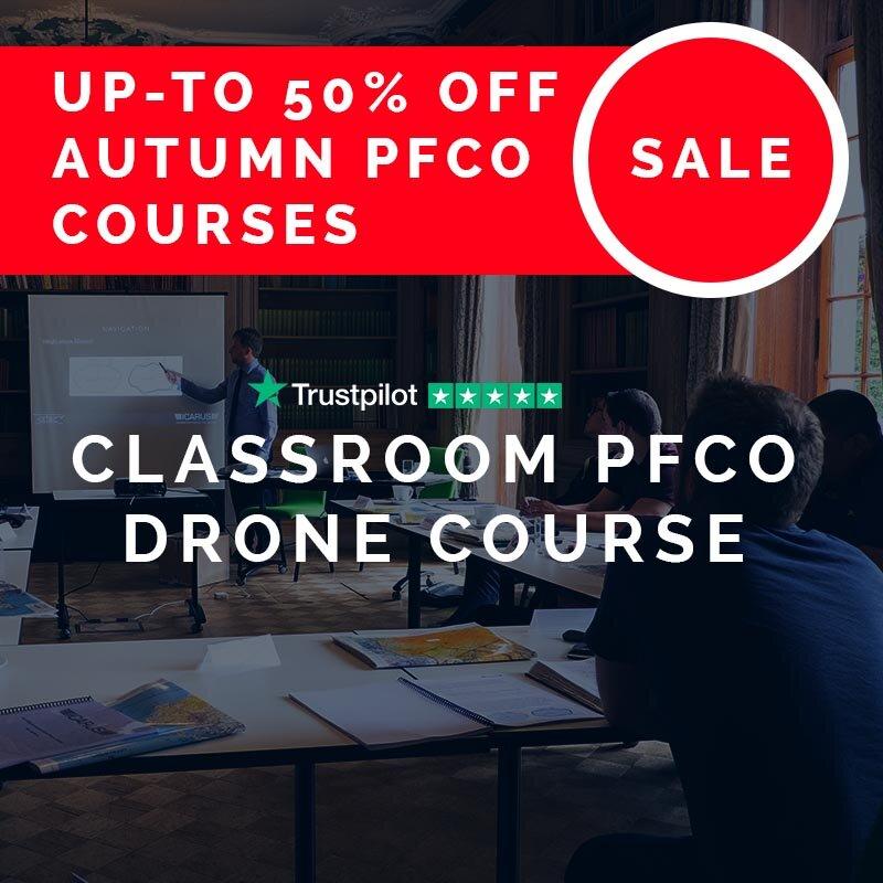 PfCO Drone Training Courses ..