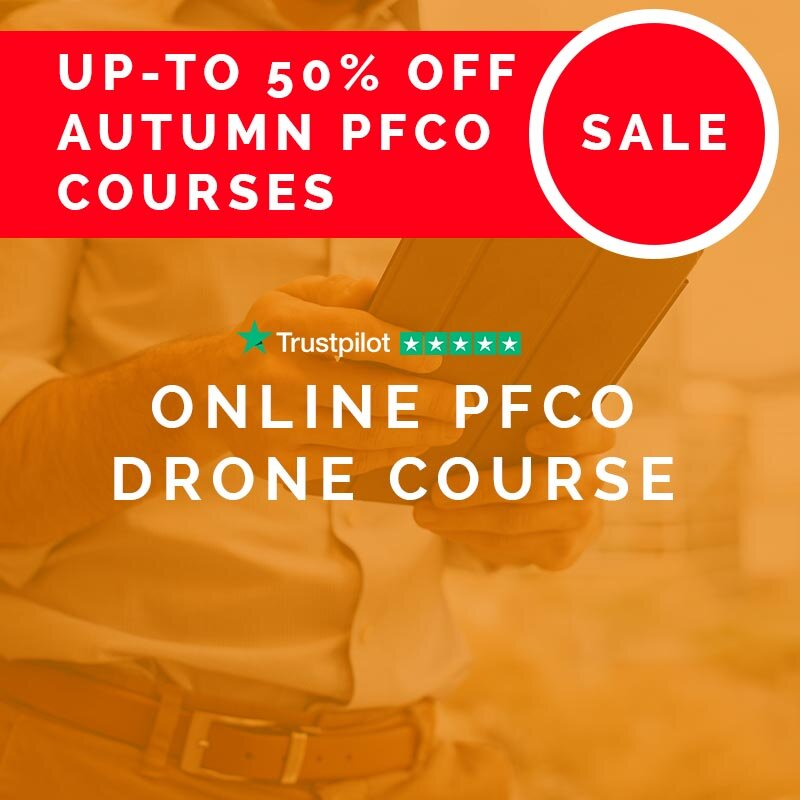 ICARUS online pfco e learning drone course ..