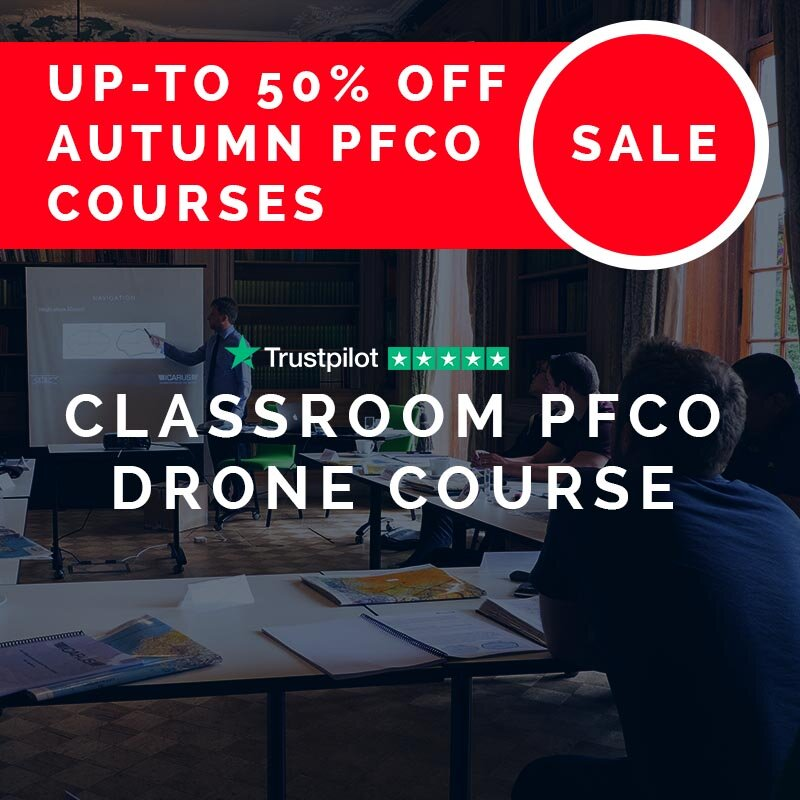 icarus classroom pfco drone course
