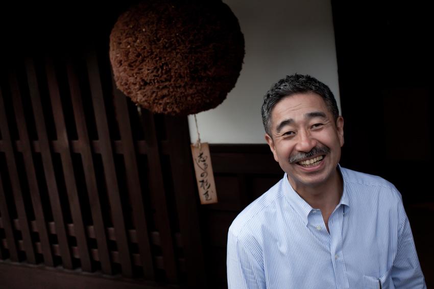 Tokubee Masuda, produtor de saquê