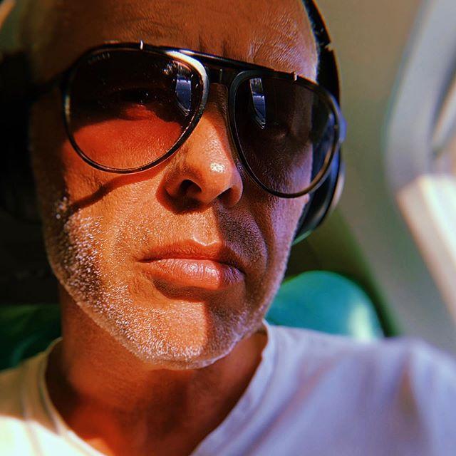 Always thinkin'.. always planning.. flying to Ibiza for a few days..