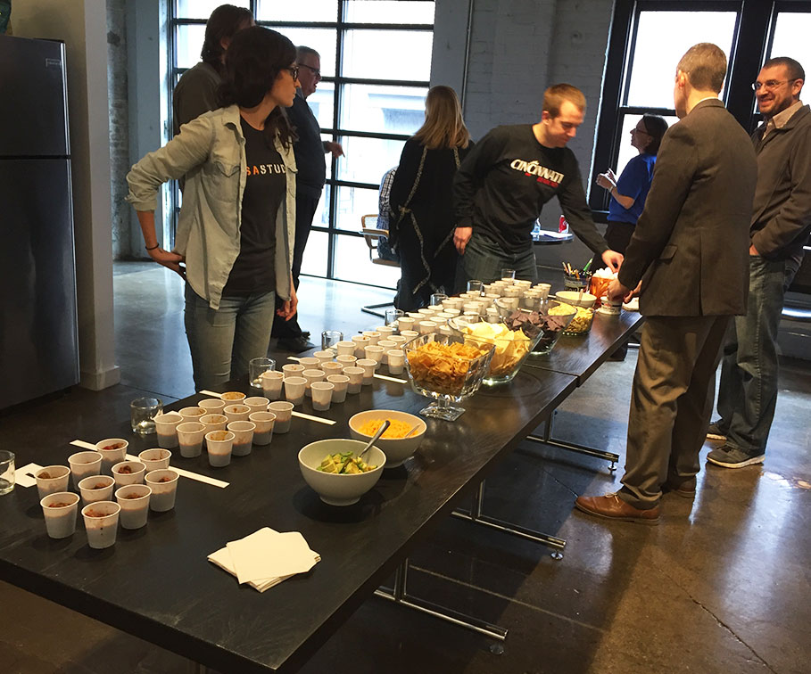 4TH ANNUAL WSA STUDIO CHILI COOK-OFF