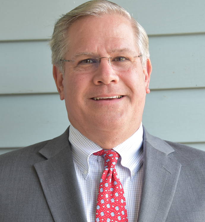 Rev. Rob Hinman, Board Chair Minister, Lenoir Presbyterian Church, Lenoir, NC