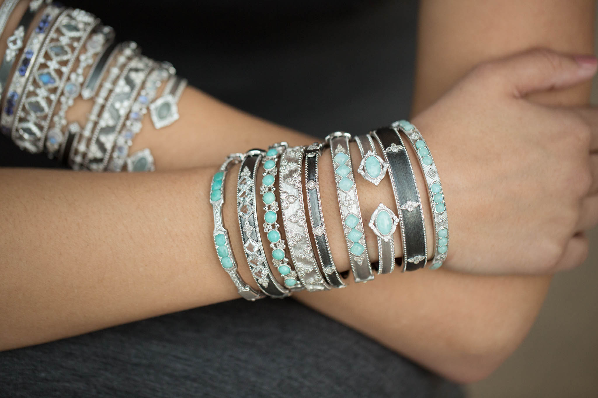 Introducing Jude's new Encore Silver Collection