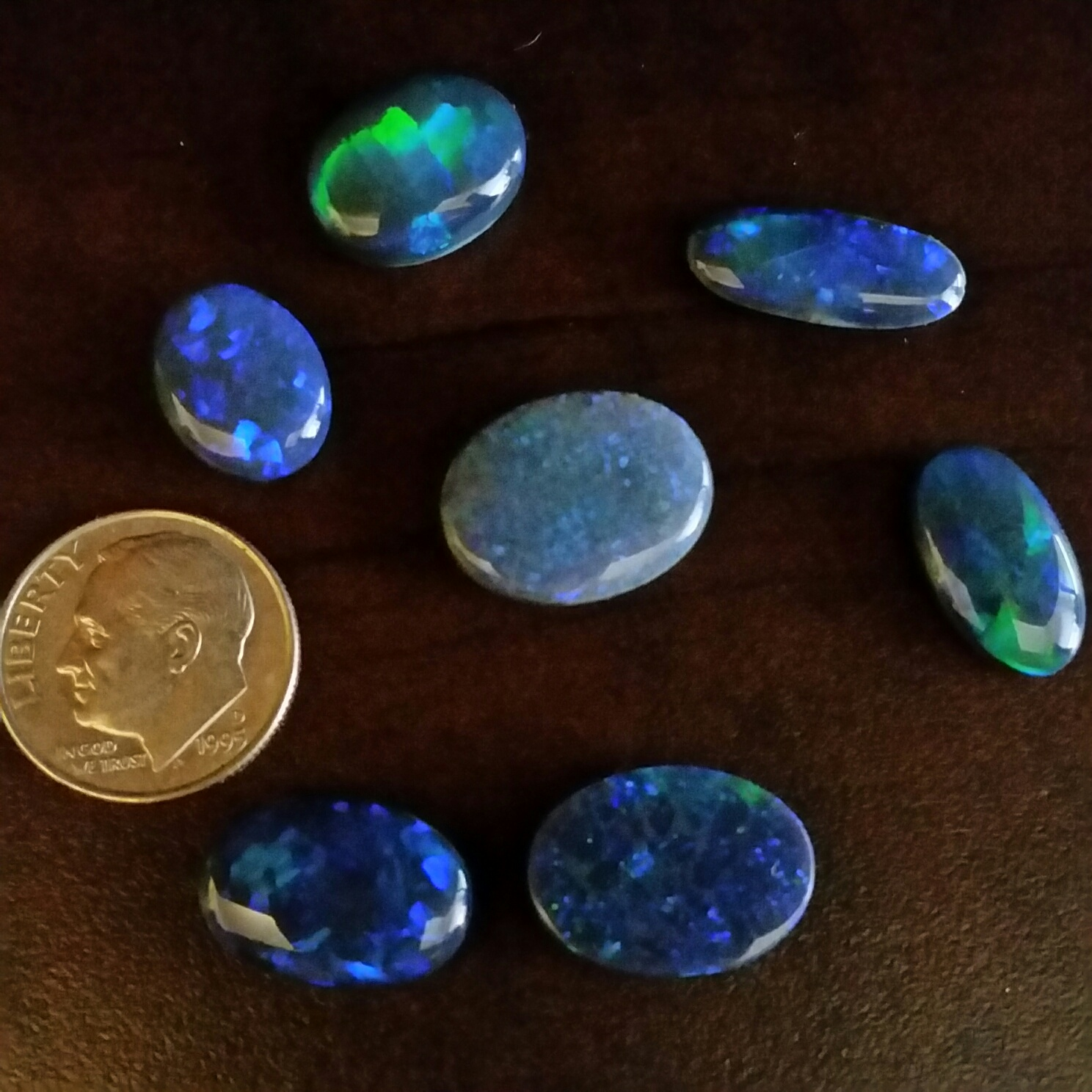 Loose Opals Available for Purchase - Courtesy of Bear Essentials