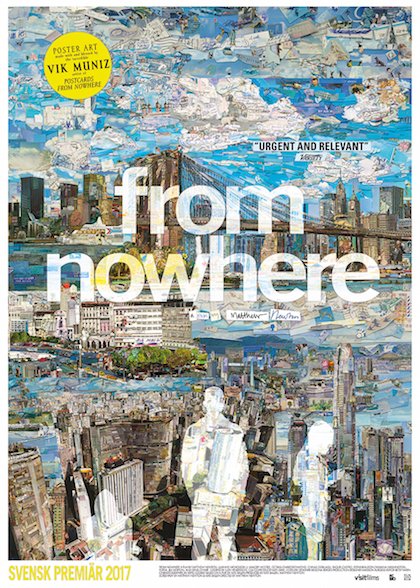 From Nowhere is a powerful film about the struggles facing three undocumented teenagers who are about to graduate from high school in the Bronx and are trying to seek political asylum.