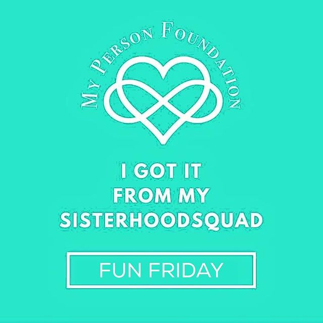 Sisterhoodsquad are always best on Fun Fridays. #sisterhoodsquad #FunFriday