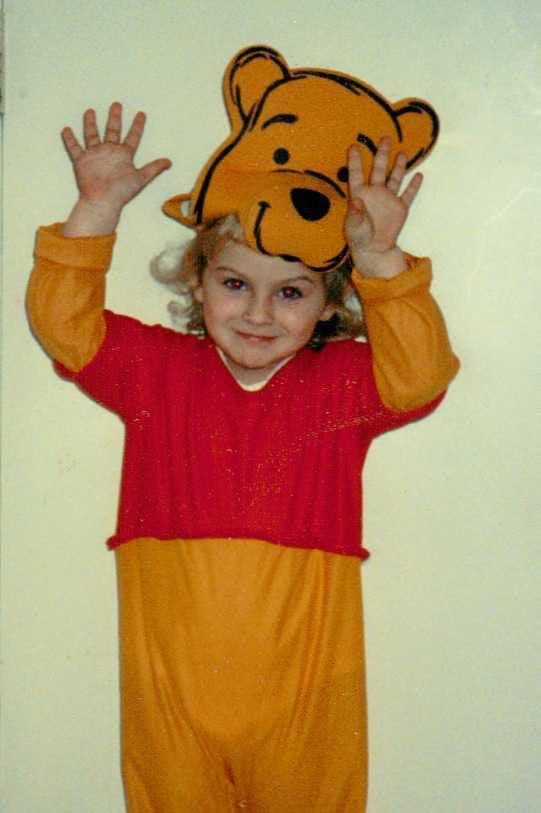 I was a Disney fan practically from birth!