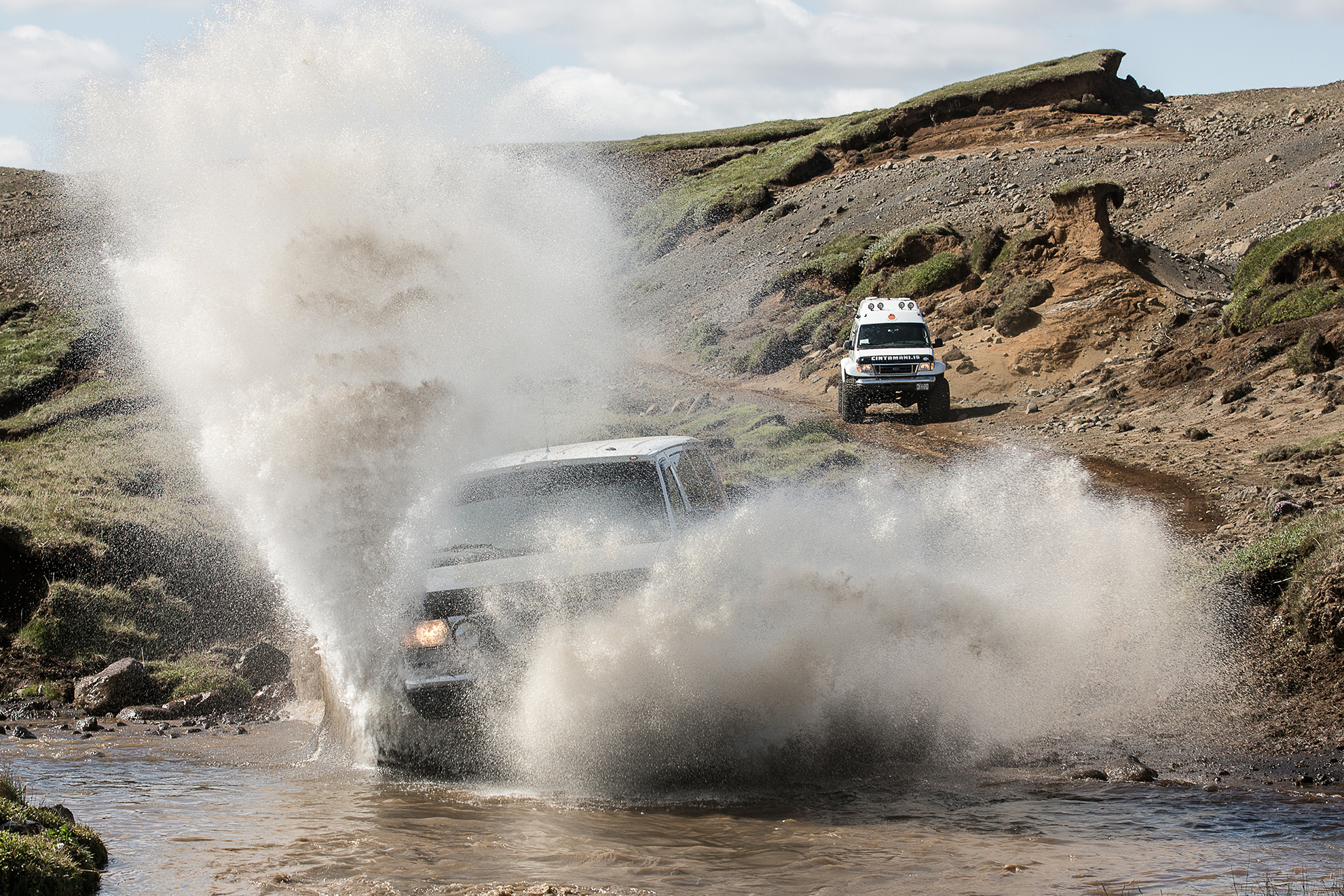 Jeeps off road Iceland Atlantik incentive cruise conference DMC PCO.jpg