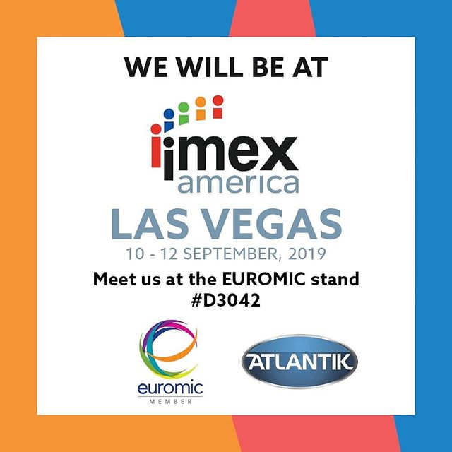 Come meet us at Imex America in Las Vegas, we'll be at the Euromic stand D3042.  #imexamerica #euromic #Iceland #Dmc #travel #imex #incentivetravel #incentivetrip #luxurytravel #mice #incentive #eventplanner #imexlasvegas