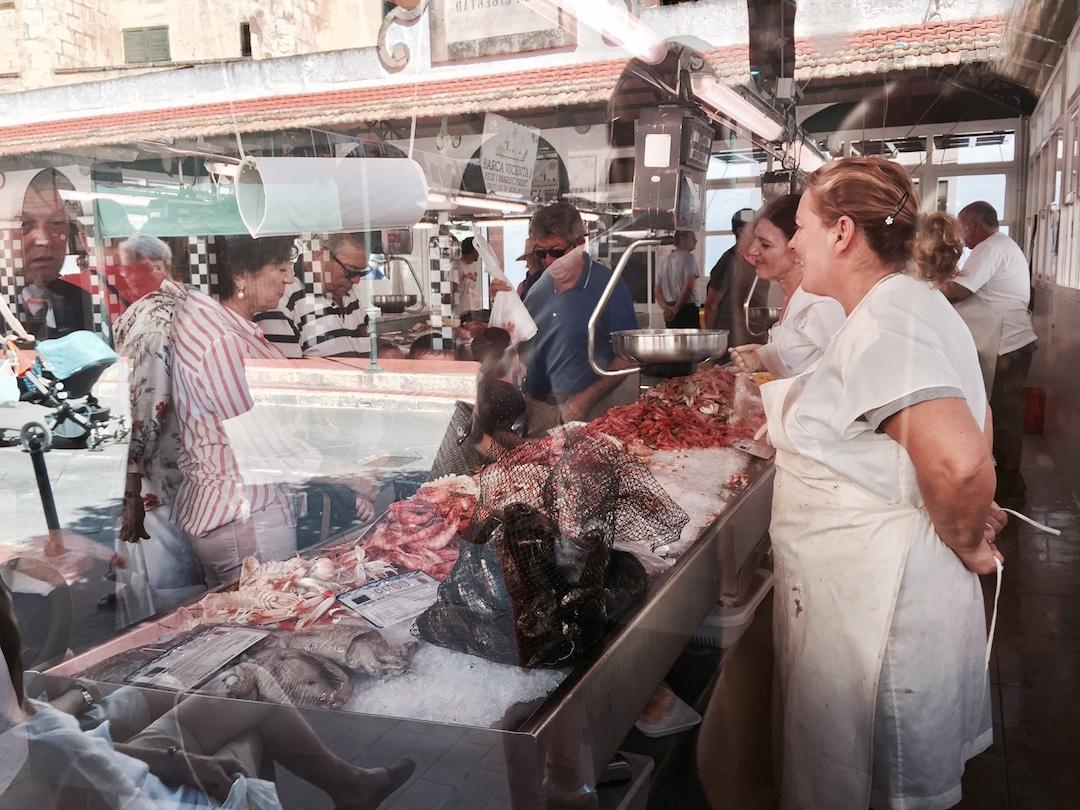 Mercat des Peix - fish market