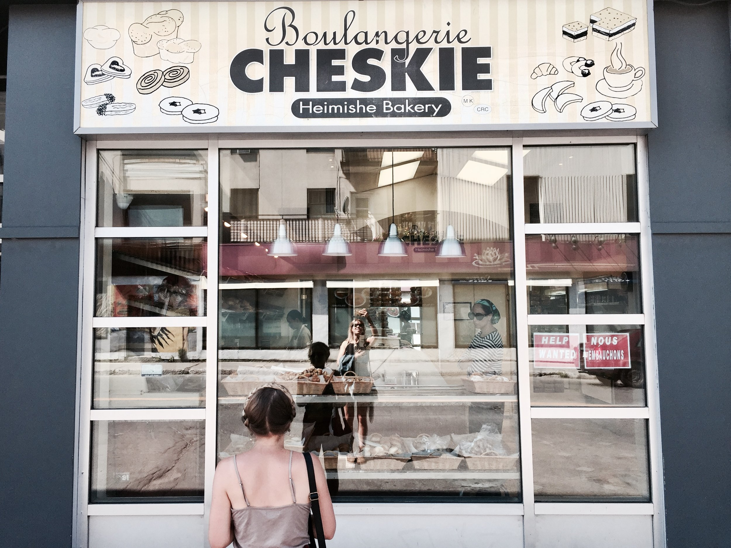 Bakery Cheskie