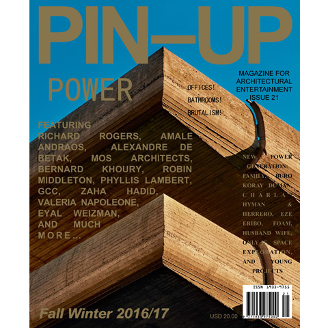 Pin-Up Magazine, Fall Winter 2016/17