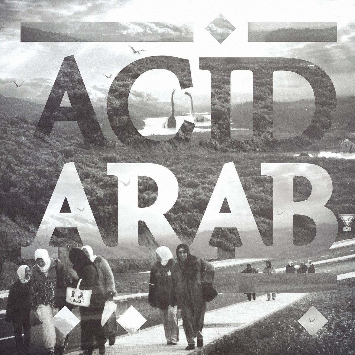 Artists: Cottam, Gilb'r, Acid Arab. I:Cube, Pépé Bradock, Osunlade,The Maghreban, Zombie Zombie, DJ Sotofett, Chateau Flight, Joakim, Etienne Jaumet, Aladdin and The Big Crunch Theory.