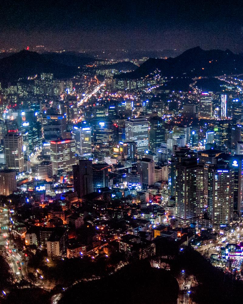 Seoul, South Korea, 2014.