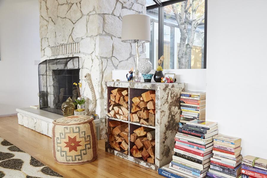 cherie home living room