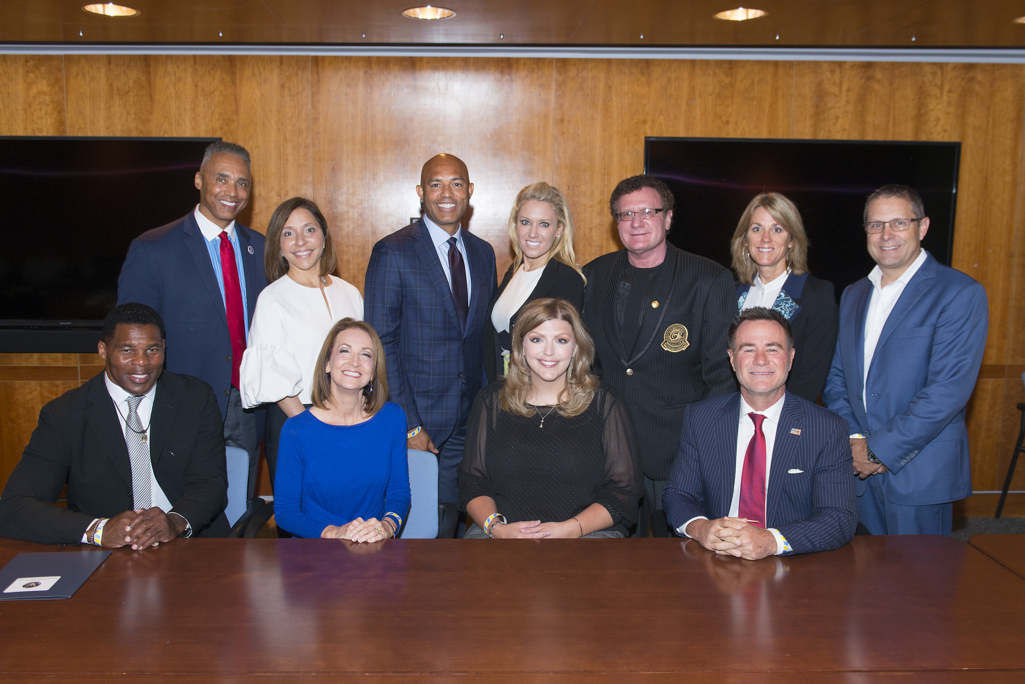 Members of the President's Council on Sports, Fitness & Nutrition - September 21, 2018
