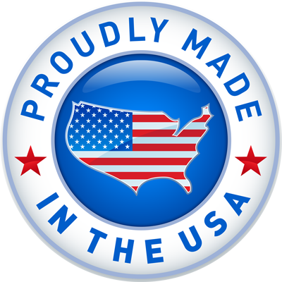 All of our products are sourced and manufactured in USA