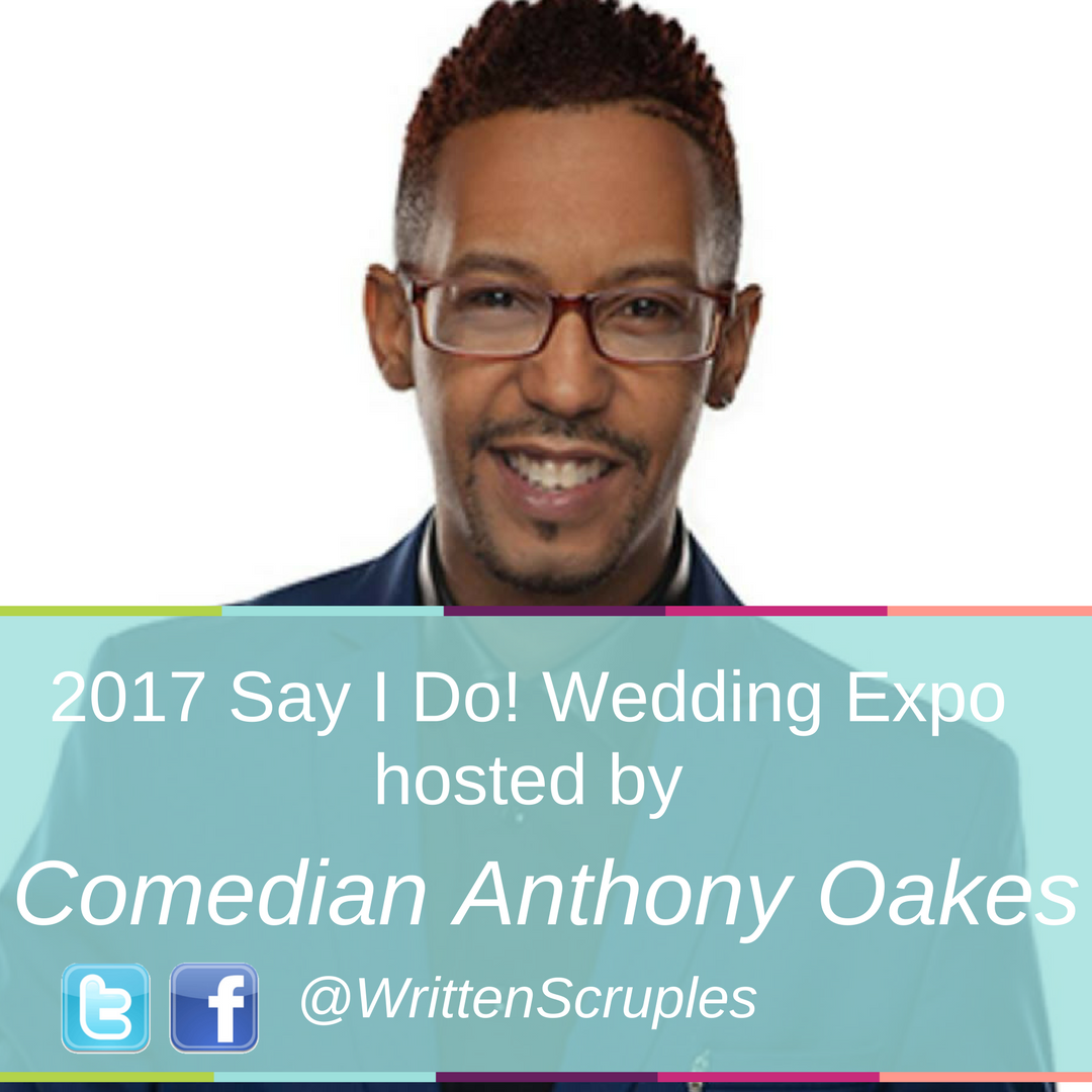 Comedian Anthony Oakes