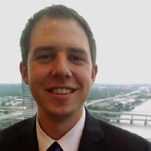 Jon Bush - BOARD MEMBERJon has lived and worked in Houston since 2008 after graduating from Calvin College with a degree in Chemical Engineering. Outside of work he likes cooking, hiking, and travelling. Jon is passionate about service to the community and excited about the opportunity Square Inch Houston provides.