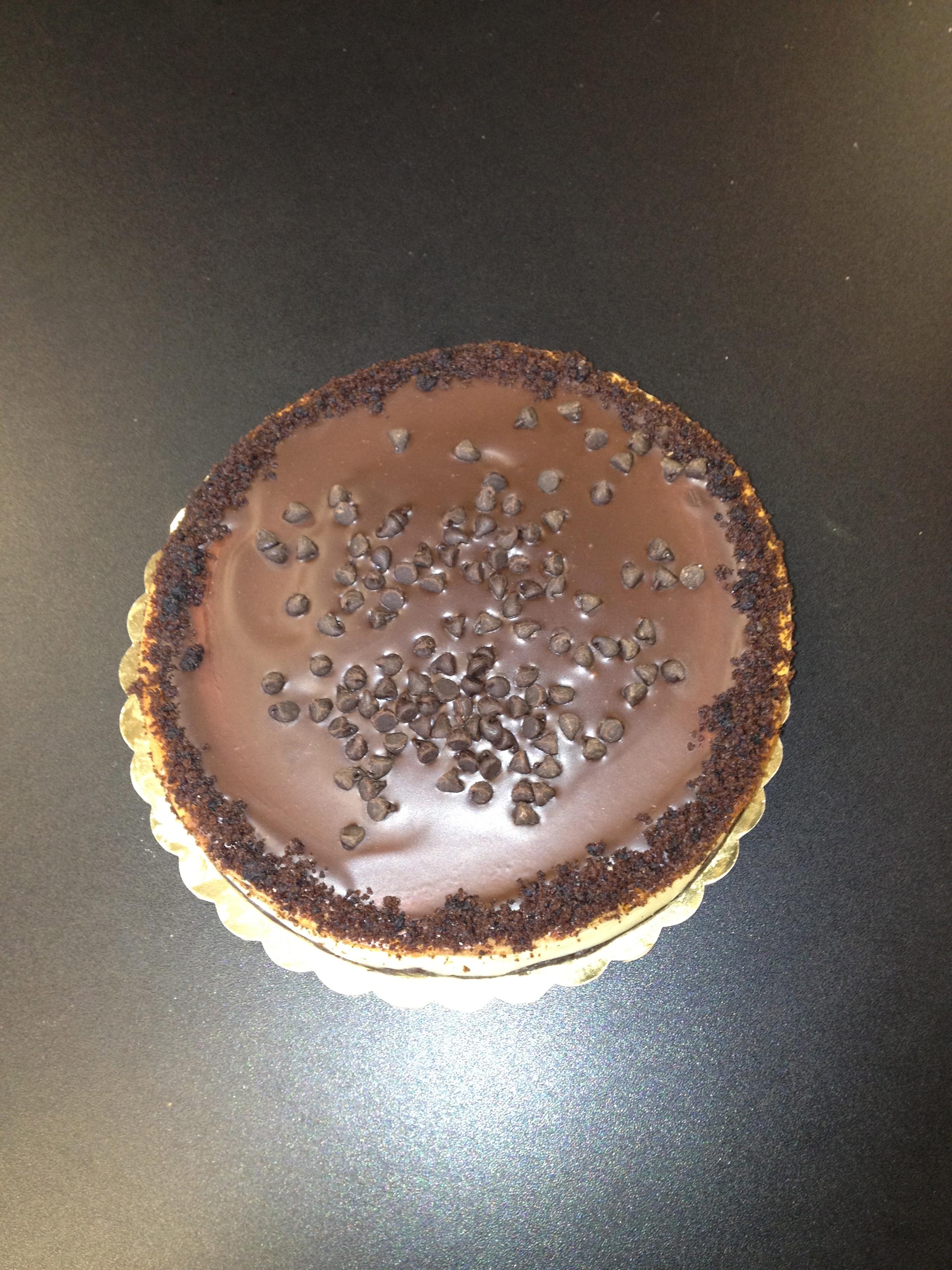 Brownie Chocloate Cheesecake