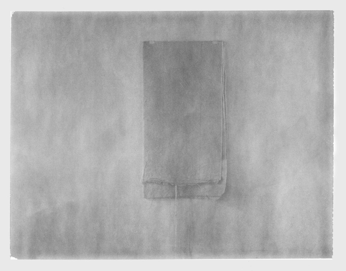 """Linen Remnant. 2018. Archival Pigment Print. 7"""" x 9"""""""