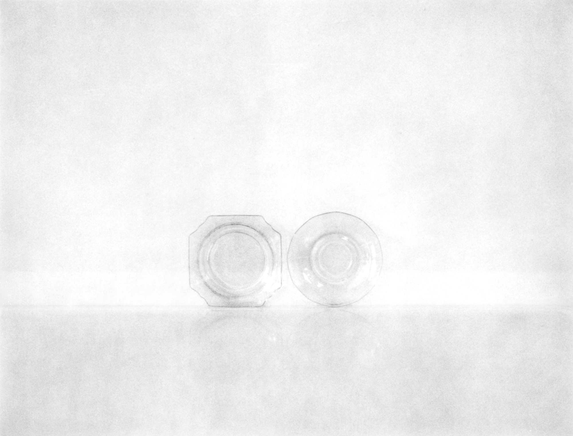 Two Glass Plates