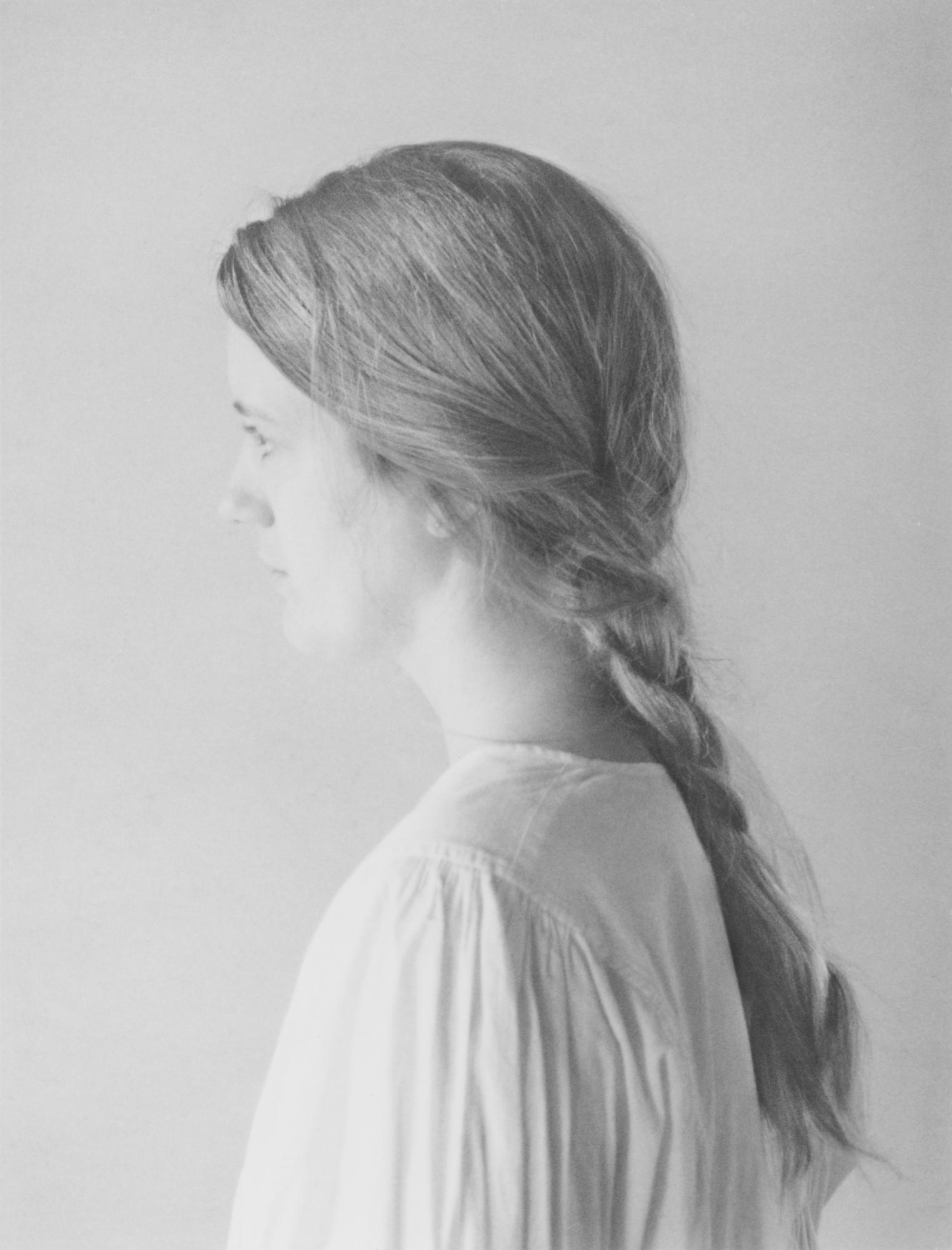 Profile Portrait of Anna