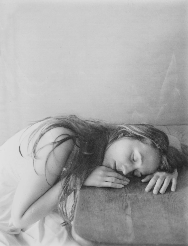 Jenn Sleeping