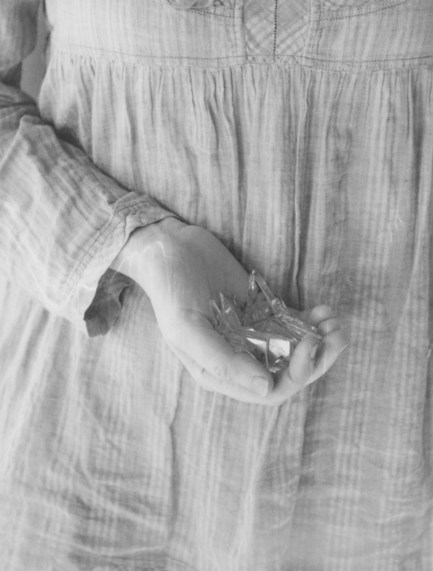 Broken Glass in My Hand
