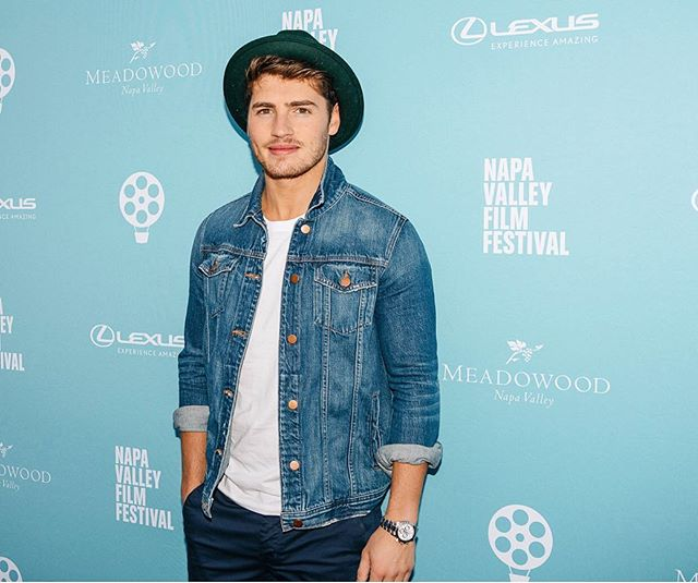 In honor of the @napafilmfest coming up here's a little throw back of @greggsulkin, HAMU by us. Can't wait to be apart of it again this year!