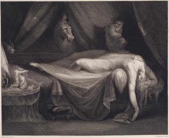 'The Nightmare' (London, 1827) © Victoria and Albert Museum, London