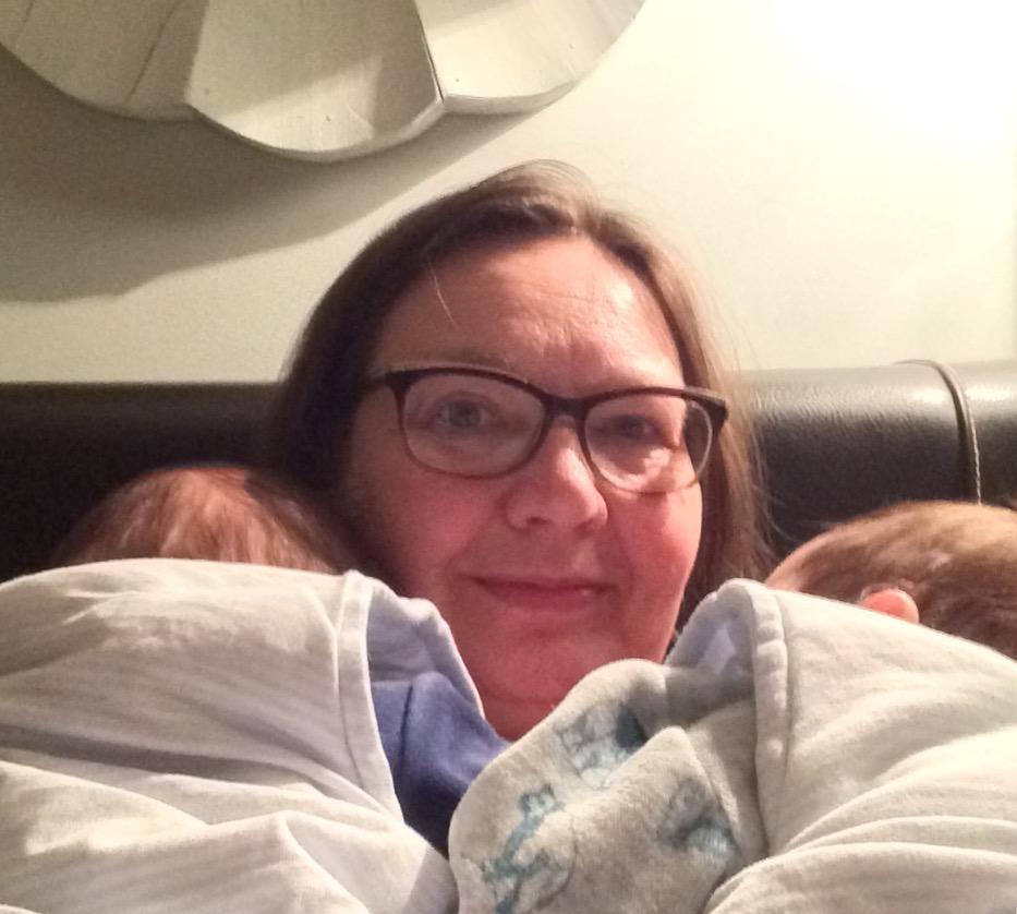Twins? No problem; Moni Westenbrink has got you covered.