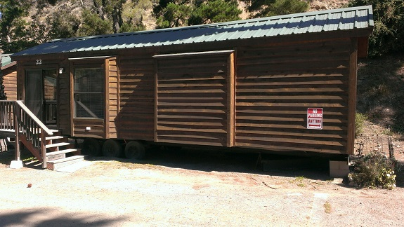 cabin rentals available