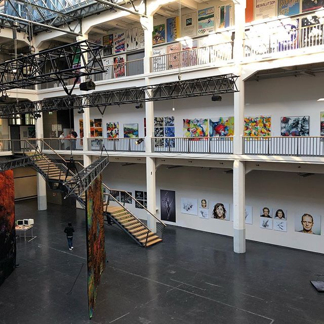 @lipskiromanstudio und @yqpcollective @zkmkarlsruhe @beyondfestival - eine tolle Ausstellung mit spannenden Arbeiten und Talks!
