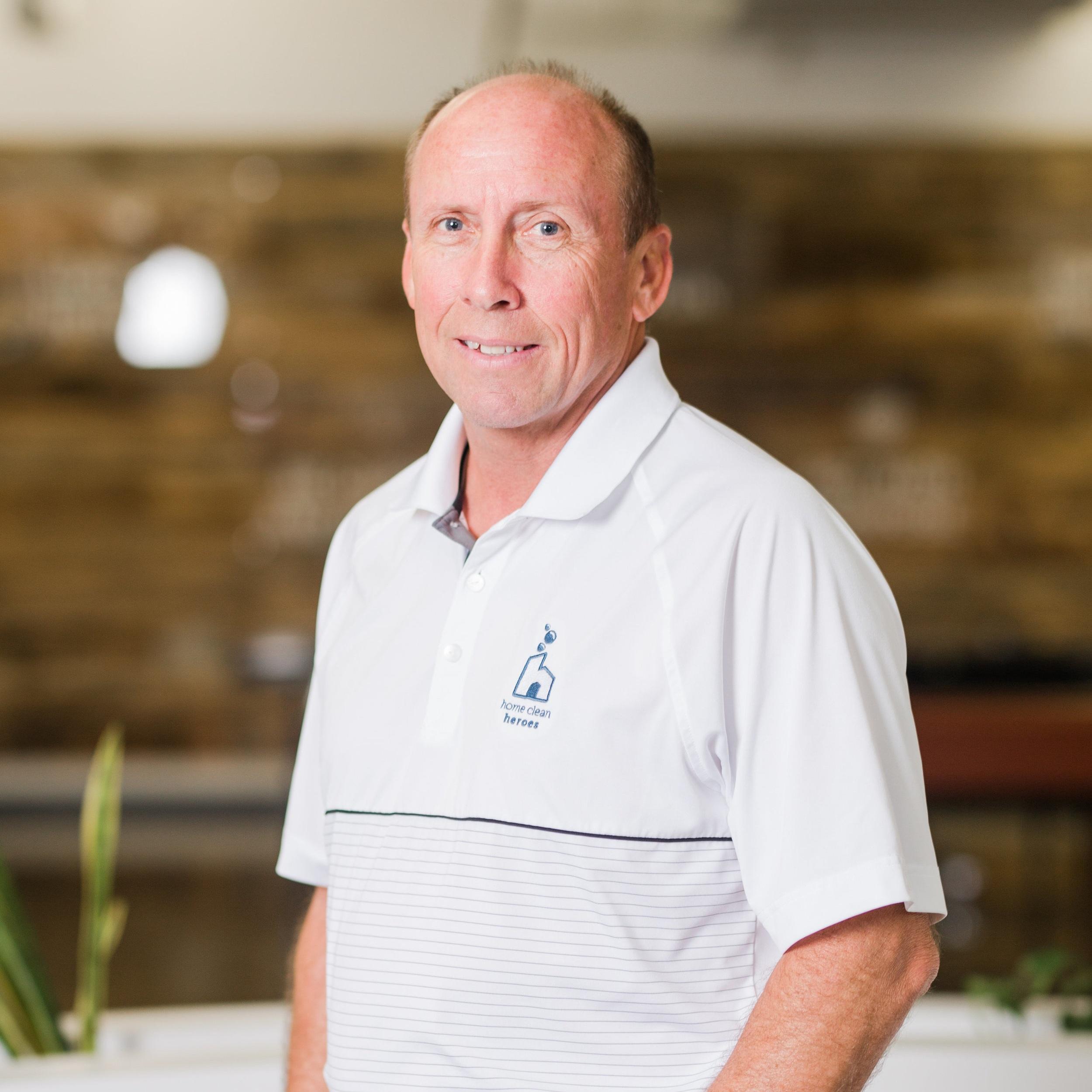 Joe Delatte, Home Clean Heroes President & COO