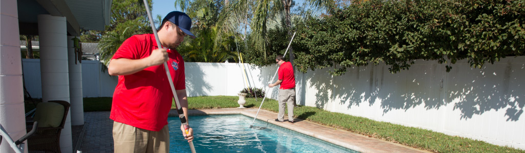Pool Scouts will focus on residential pool care.