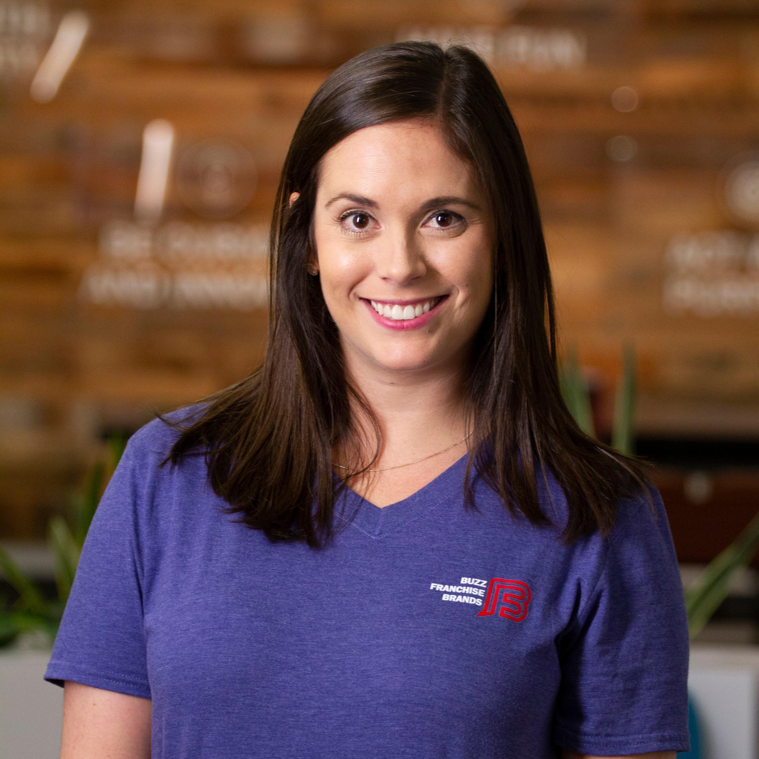 Bridget Cardillo, Director of Digital Marketing