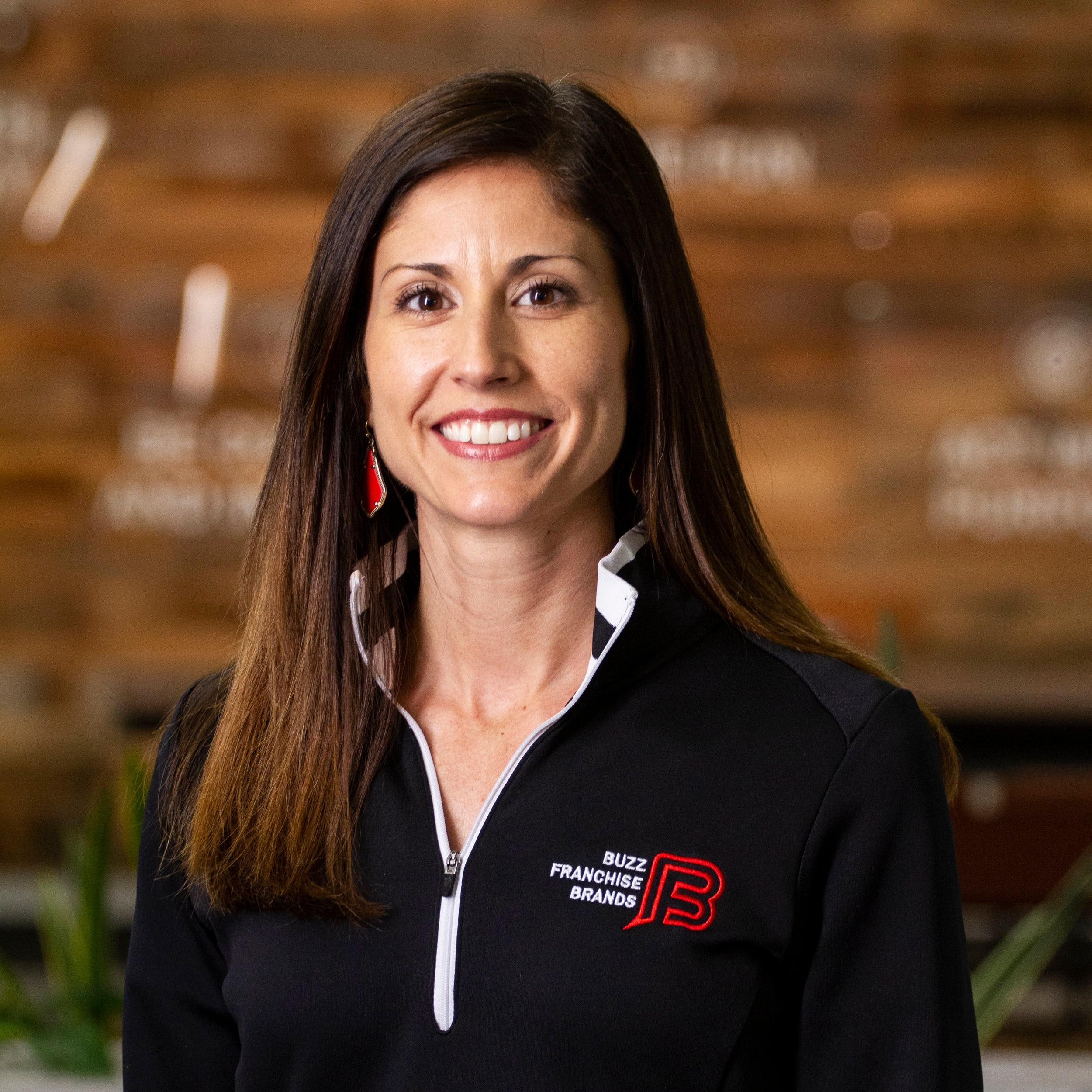 Angela Paules, CMO