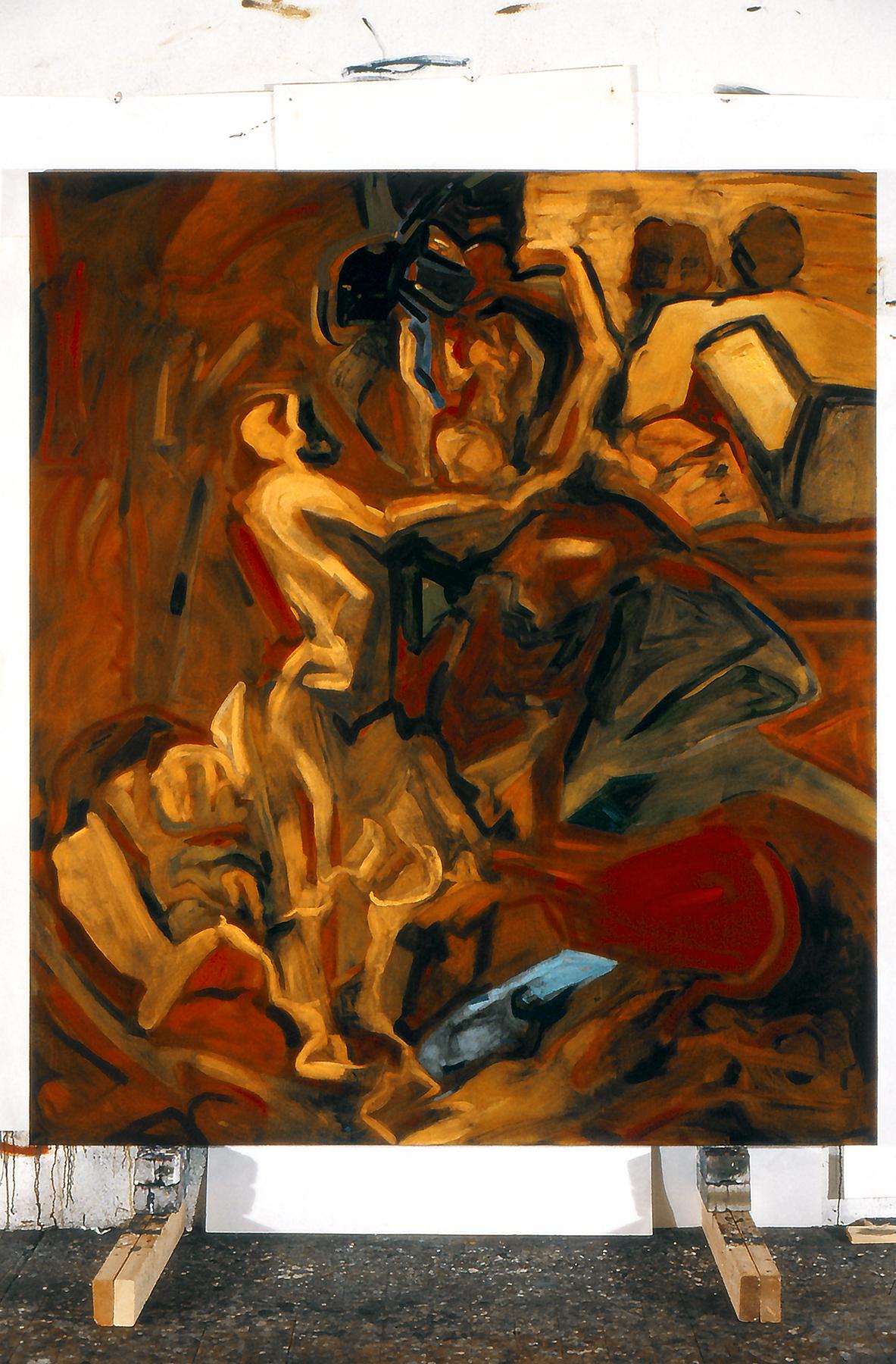 113 Plotek, Leopold Venus in the forge of Vulcan 1993 138262.jpg