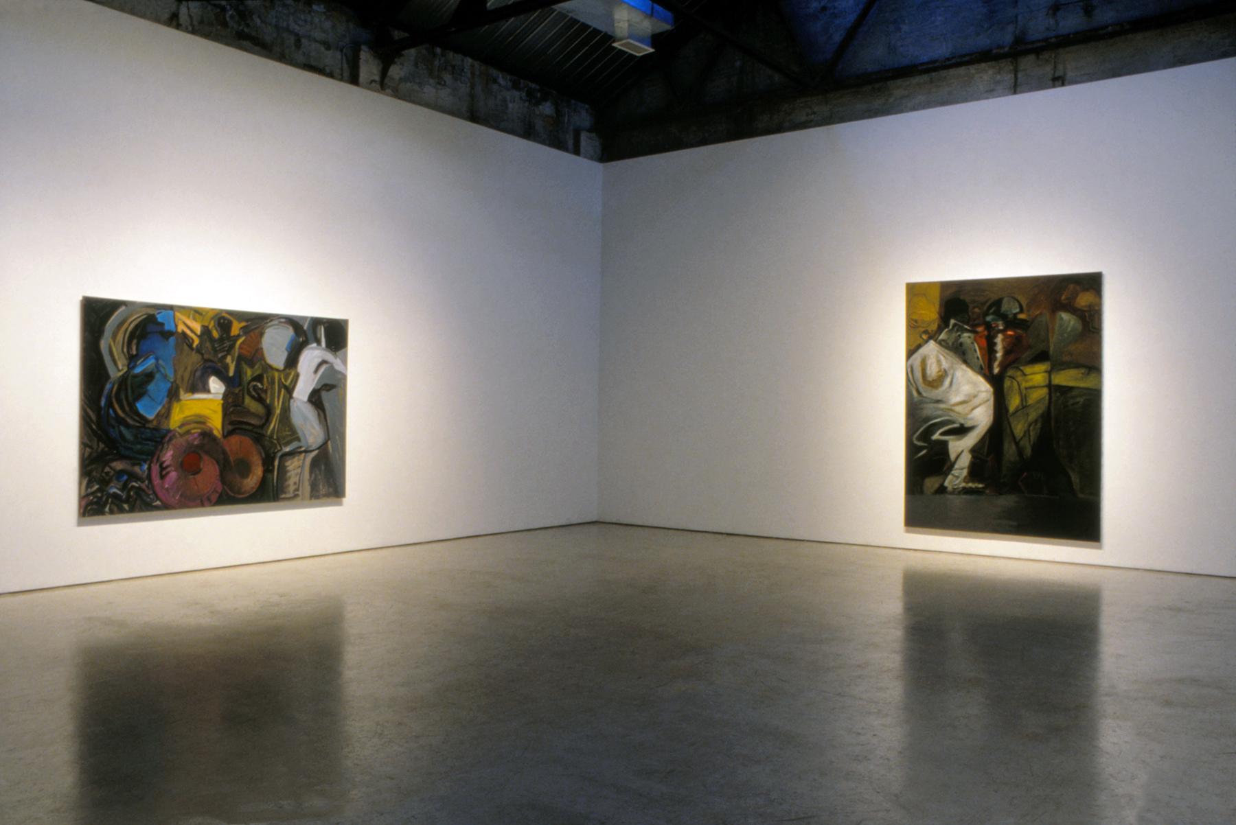 128 Plotek Leopold Installation olga korper gallery III 1995 138231.jpg