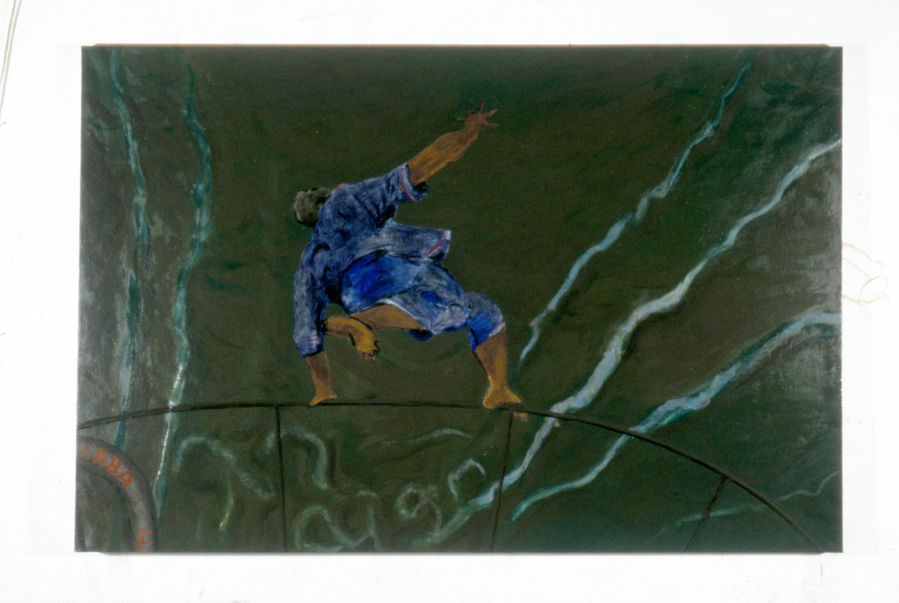 Hart Crane, like Icarus (for Peter Van Toorn)