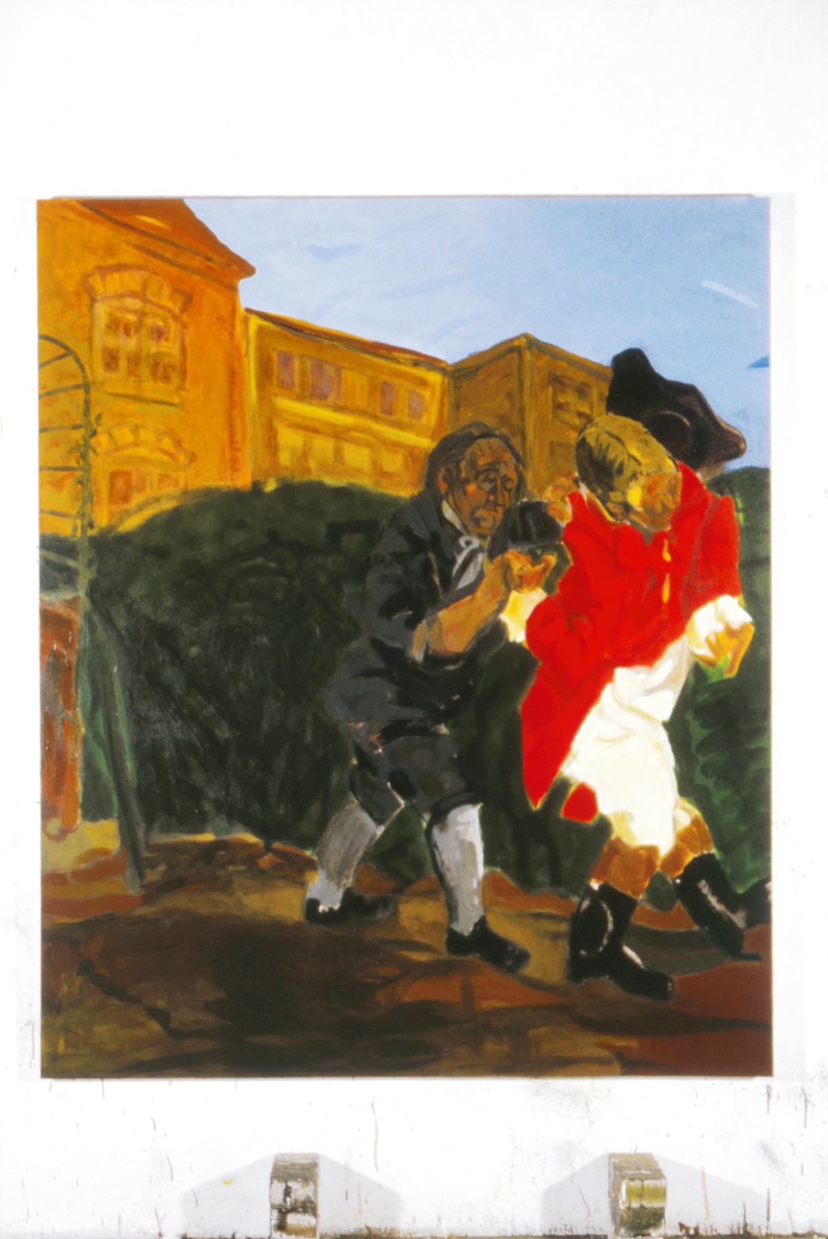 The active physiognomy: Blake at Felpham, Aug. 12, 1803