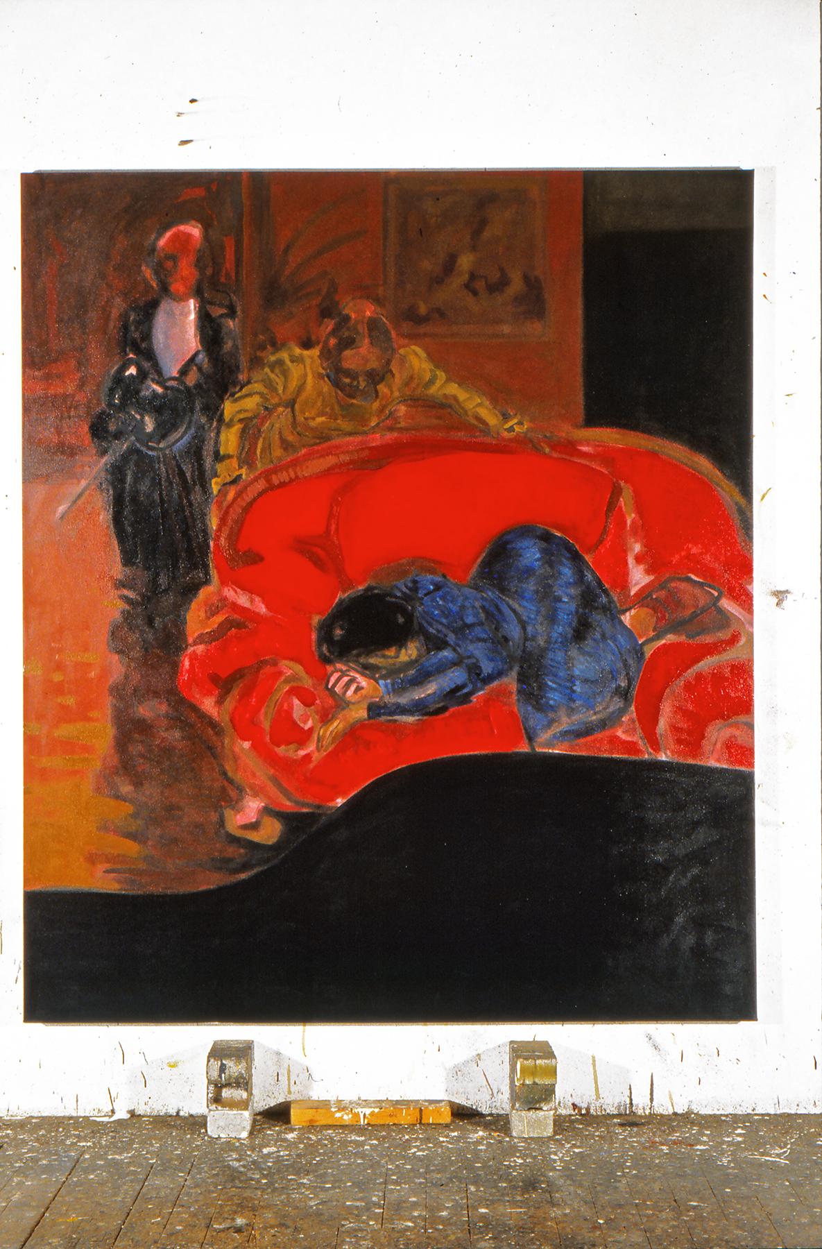 The Little Klingsor: Bocklin, Wagner, Cosima