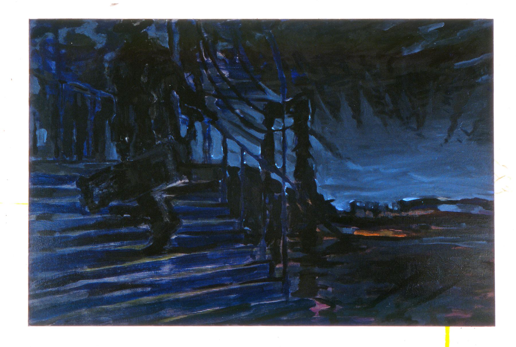 East River Blue: Sonny Rollins on Williamsburg Bridge