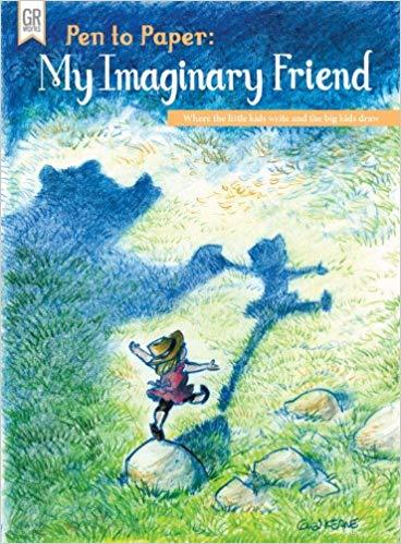 Pen to Paper: My imaginary friend. - USA - Artist Collaborator- 2016