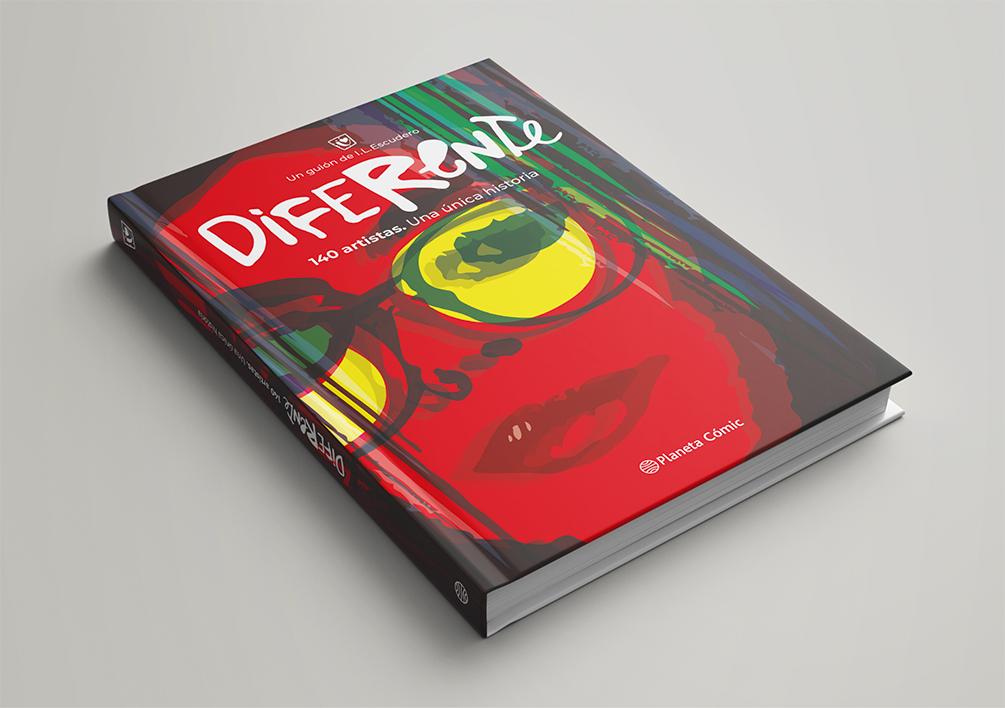 Diferente - (Spain) - Artist Invited, Page 45- 2019