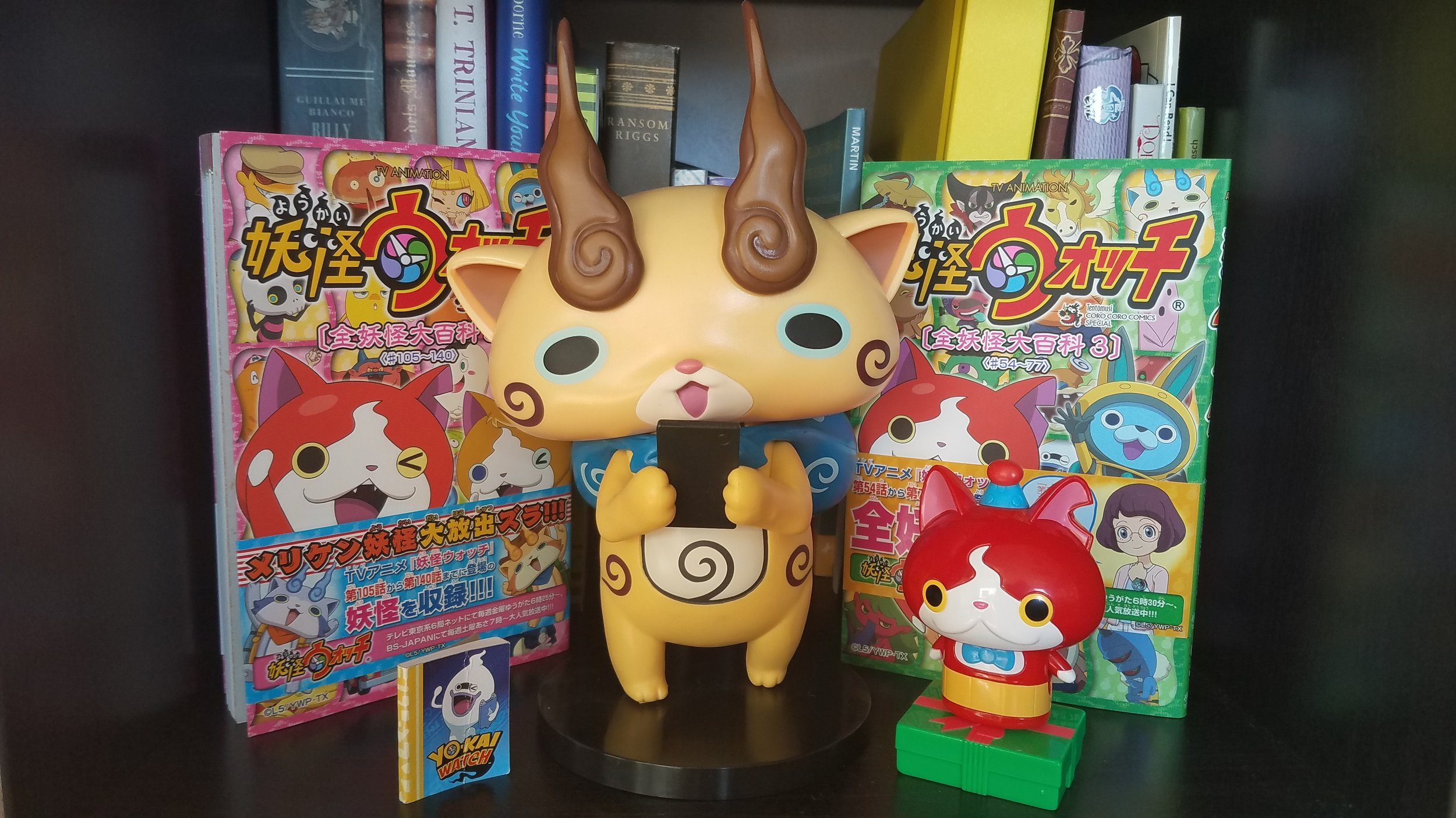 Yokai Watch Shrine!